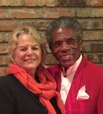with the great Andre De Shields, Victory Gardens Theater.